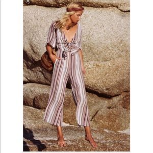 72460a625f2 Faithfull the Brand Other - Faithfull the Brand Tilos Jumpsuit Franklin  Stripe